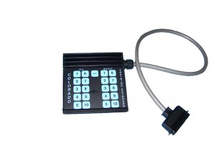 Training Keypad for Timing Consoles