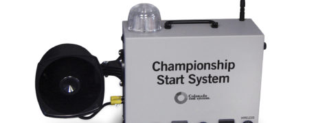 swim timing start system