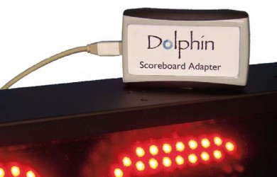 wireless scoreboard adapter for dolphin