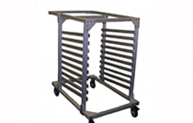 relay judging platform caddy