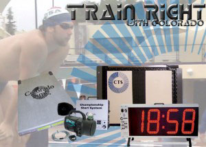 swim training package - train right