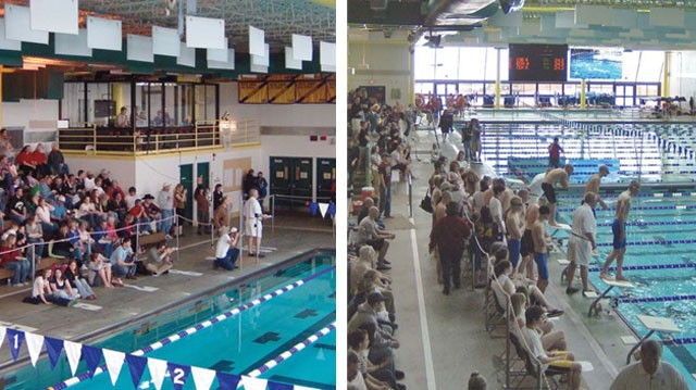 Colorado time systems campbell county school aquatic center - Campbell community center swimming pool ...