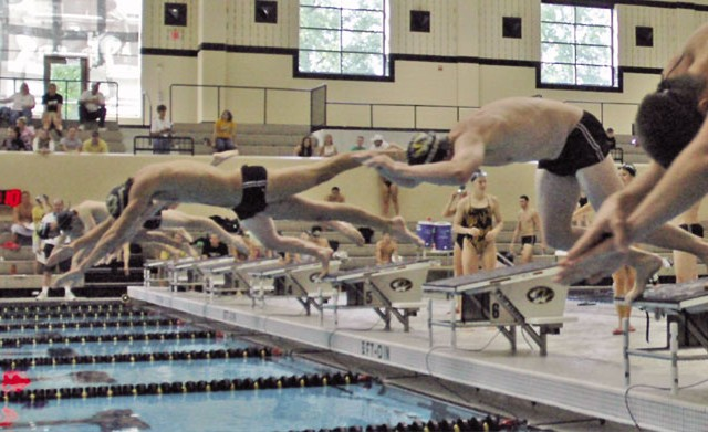 Colorado time systems university of missouri columbia for Columbia university swimming pool