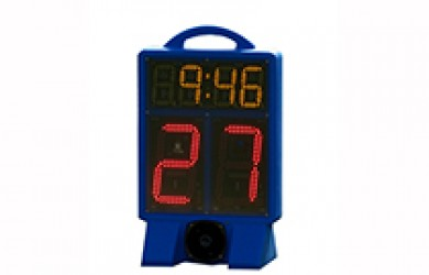 pace clock water polo shot clock