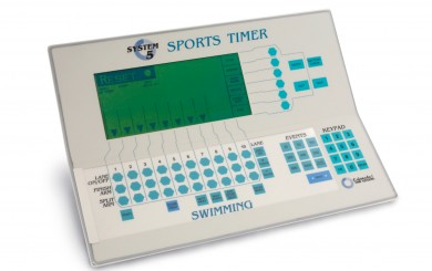 swim timing system, system 5