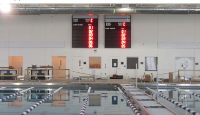 mayport fitness center swimming scoreboard