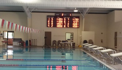 morgan county aquatic center swimming scoreboard