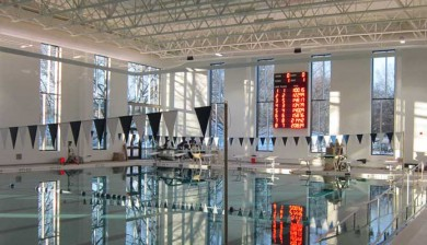 Ballou High School Swimming Scoreboard