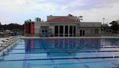 The Kings Academy Swimming Scoreboard