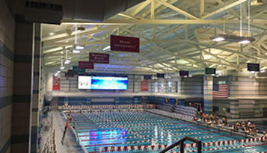8mm SMD video display and swimming scoreboard
