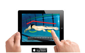 swimpro swimming camera system ipad app