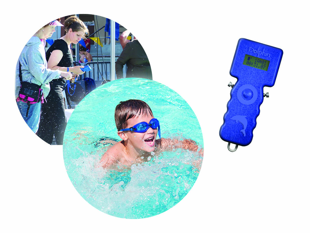 Swim Timing System Components – Colorado Time Systems